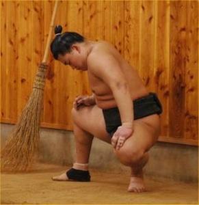Exercice de suriashi